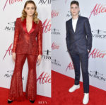 Josephine Langford & Hero Fiennes Tiffin - 'After' LA Premiere