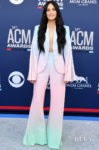 Kacey Musgraves Goes Ombre At The 2019 ACM Awards