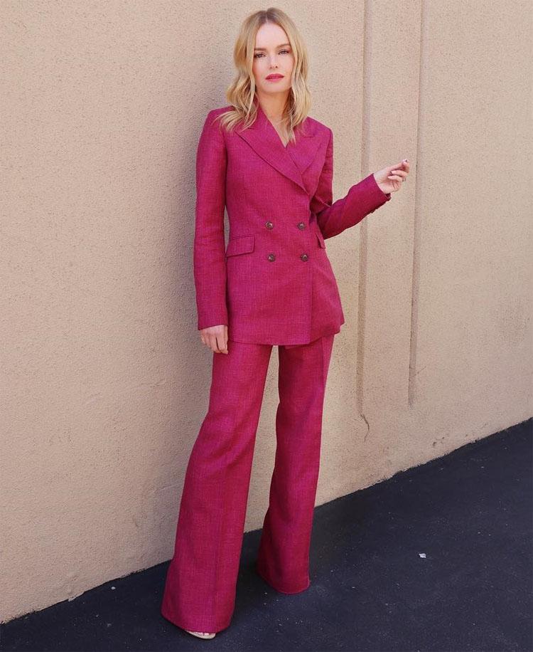 Kate Bosworth Borrowing from Gabriela Hearst