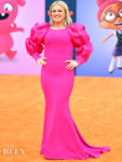 Kelly Clarkson's Hot-Pink Ode To Moxy For The 'UglyDolls' LA Premiere