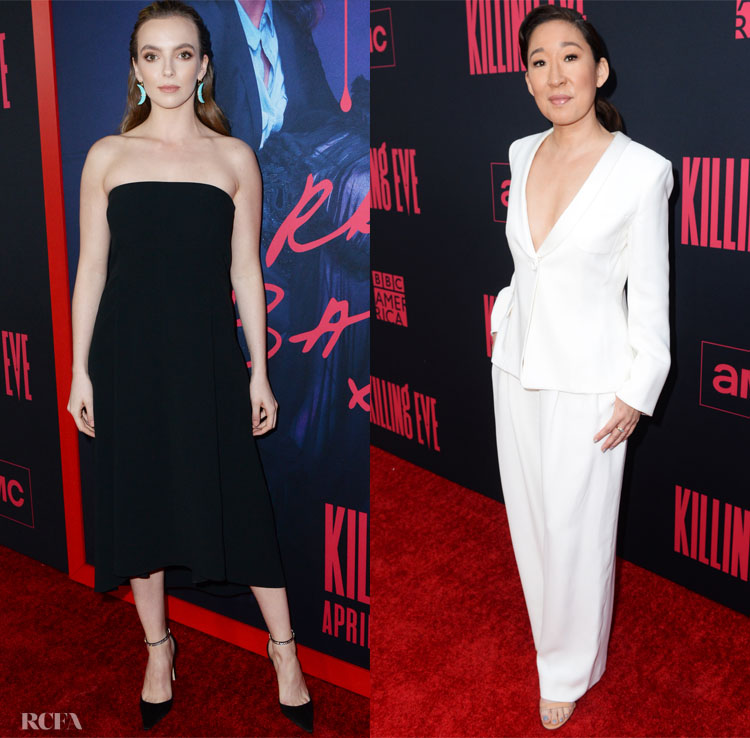 'Killing Eve' Season 2 LA Premiere