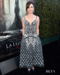 Linda Cardellini Wears Ulyana Sergeenko Couture For 'The Curse of La Llorona' LA Premiere