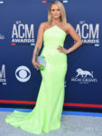 Miranda Lambert Shines Bright In Neon At The 2019 ACM Awards