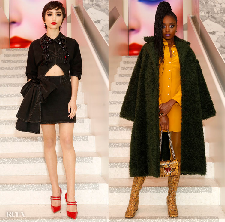 ad43f9d3f93c ... Pat McGrath brought her extraordinary vision and divine imagination to  Selfridges in London on Thursday (April 4), as Special Guest Editor for the  ...