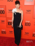 Sandra Oh Is Elegant In Black For The TIME 100 Gala