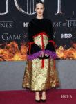 Sarah Paulson In Gucci - 'Game Of Thrones' Season 8 New York Premiere