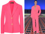 Rosie Huntington-Whiteley's Versace Blazer