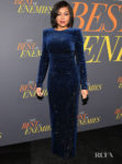 Taraji P. Henson In Philosophy Di Lorenzo Serafini - 'The Best Of Enemies' New York Premiere