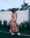 Vanessa Hudgens Captures A Luxe Bohemian Spirit At Coachella