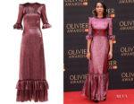 Zawe Ashton's The Vampire's Wife Cinderella Dress