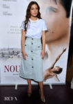 Adele Exarchopoulos Goes Back to Basics For The 'Noureev-The White Crow' Paris Premiere