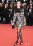 Amira Casar In Christian Dior Haute Couture - The Dead Don't Die' Cannes Film Festival Premiere & Opening Ceremony