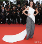 Andie MacDowell In Maticevski -'Pain And Glory (Dolor Y Gloria/ Douleur et Gloire)' Cannes Film Festival Premiere
