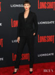 Charlize Theron Debuts Her New Bangs At The 'Long Shot' New York Premiere
