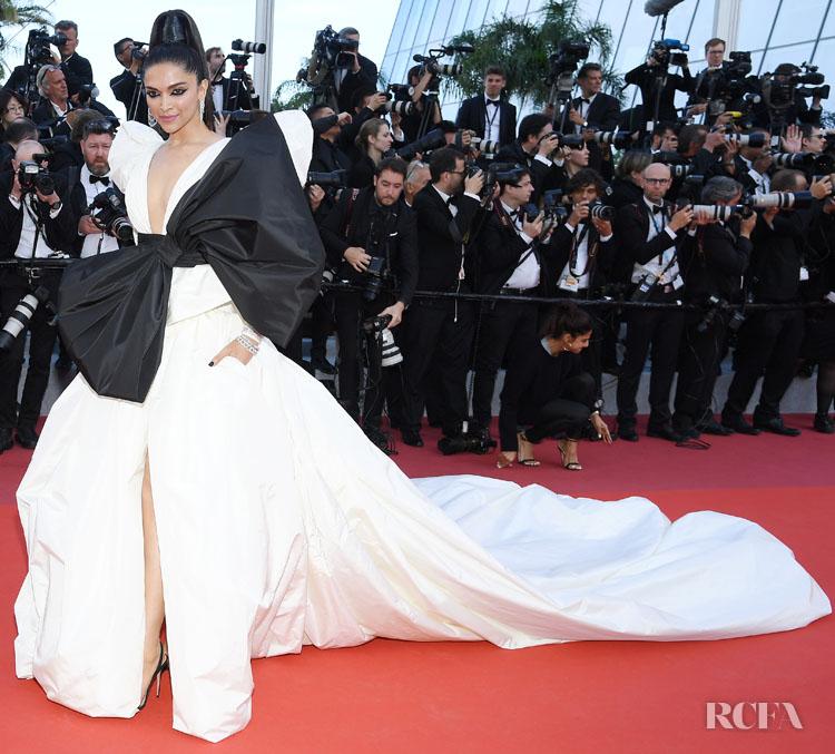 Deepika Padukone In Dundas - 'Rocketman' Cannes Film Festival Premiere