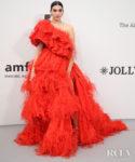 Dua Lipa In Valentino Haute Couture - amfAR Cannes Gala 2019