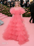 Emma Roberts In Giambattista Valli Haute Couture - 2019 Met Gala