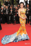 Fan Bingbing's Cannes Film Festival Opening Ceremony Moments Since 2010