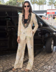 Izabel Goulart Is The First To Arrive For Cannes Film Festival 2019