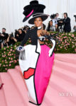 Janelle Monae In Christian Siriano - 2019 Met Gala