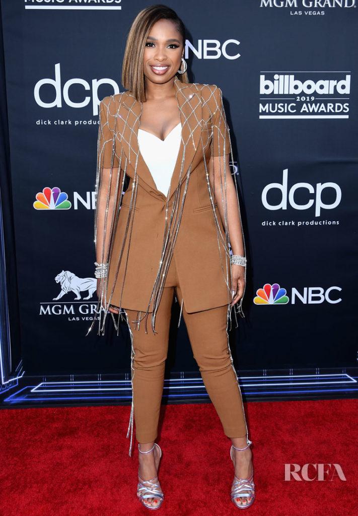 Jennifer Hudson In Area - 2019 Billboard Music Awards