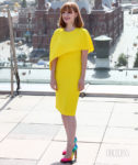 Jessica Chastain Was A Vision In Yellow For The 'X-Men: Dark Phoenix' Moscow Photocall