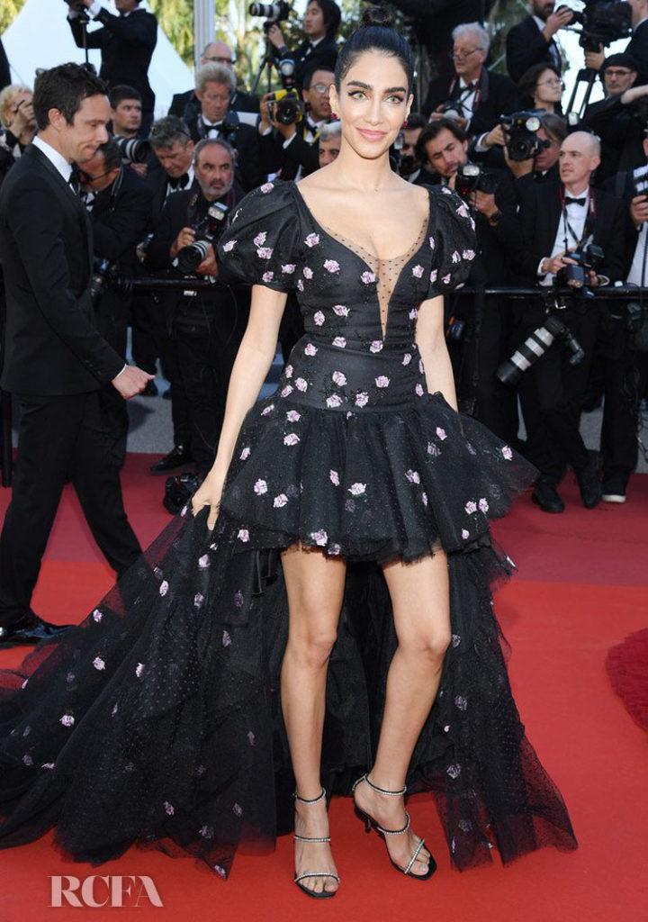 Jessica Kahawaty in Giambattista Valli Spring 2019 Haute Couture