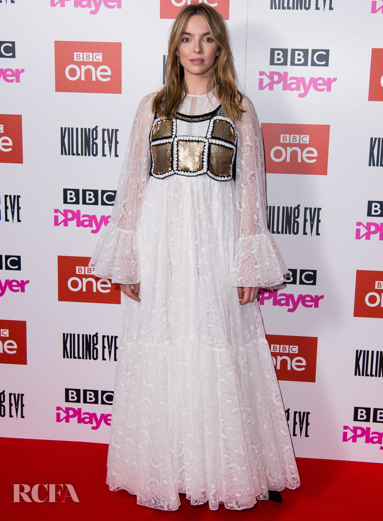 Jodie Comer 'Killing Eve' Series Two Premiere