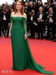 Julianne Moore In Christian Dior Haute Couture - 'The Dead Don't Die' Cannes Film Festival Premiere & Opening Ceremony