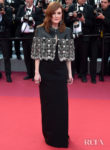 Julianne Moore In Louis Vuitton - 'Les Miserables' Cannes Film Festival Premiere