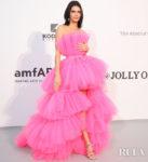 Kendall Jenner In Giambattista Valli x H&M - amfAR Cannes Gala 2019