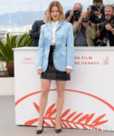 Lea Seydoux In Louis Vuitton - Cannes Film Festival Photocall