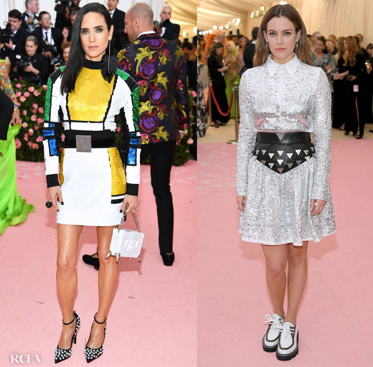 Louis Vuitton @ 2019 Met Gala