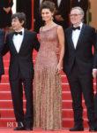 Maria Fernanda Cândido In Christian Dior -  'The Traitor' Cannes Film Festival Premiere