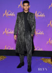 Mena Massoud Served Up A Best Dressed Worthy Look For The 'Aladdin' Paris Screening