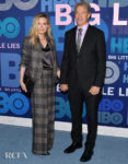 Michelle Pfeiffer's Big Check Suit For The 'Big Little Lies' Season 2 Premiere