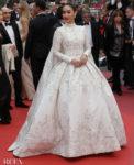 Min Pechaya In Ashi Studio Couture - 'A Hidden Life' Cannes Film Festival Premiere
