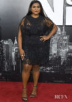 Mindy Kaling's Shimmering LBD For The 'Late Night' LA Premiere