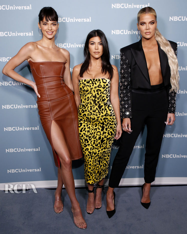 NBCUniversal Upfront Events: Keeping up with The Kardashians