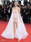 Nadine Leopold In Nicholas Oakwell Couture - 'Les Miserables' Cannes Film Festival Premiere