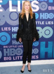 Nicole Kidman Sparkles For The 'Big Little Lies' Season 2 Premiere