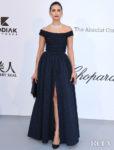 Nina Dobrev In Christian Dior - amfAR Cannes Gala 2019