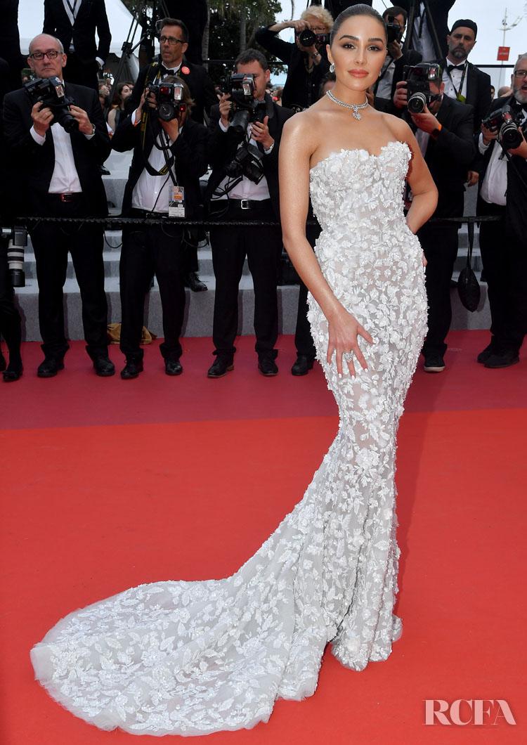 Olivia Culpo In Ralph & Russo Couture - 'Sibyl' Cannes Film Festival Premiere