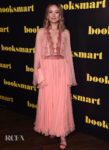 Olivia Wilde Was Feeling Peachy At The 'Booksmart' London Screening