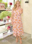 Reese Witherspoon Hosts Elizabeth Arden's Garden Party