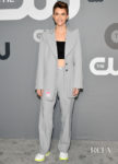 Ruby Rose Suits Up For CW Network Upfront