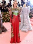Saoirse Ronan In Gucci - 2019 Met Gala