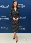 Selena Gomez's Pretty Polka Dots For The Hollywood Reporter's Empowerment In Entertainment Event