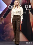 Sophie Turner Promotes 'X-Men: Dark Phoenix' At The Seoul Press Conference & Premiere