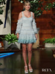 Taylor Swift's Love For Ruffles Continues On The Ellen Show